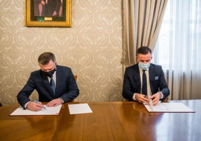Uniwersytet Ekonomiczny wKrakowie rozpoczyna współpracę zRzecznikiem Małych iŚrednich Przedsiębiorców